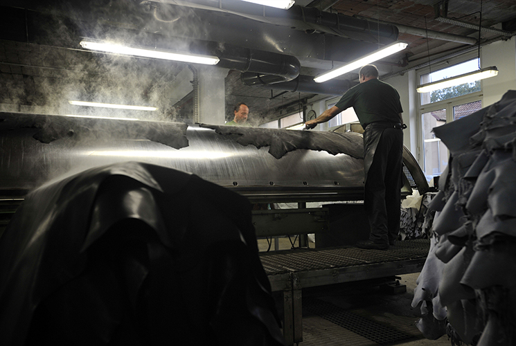Haas Tanneries③