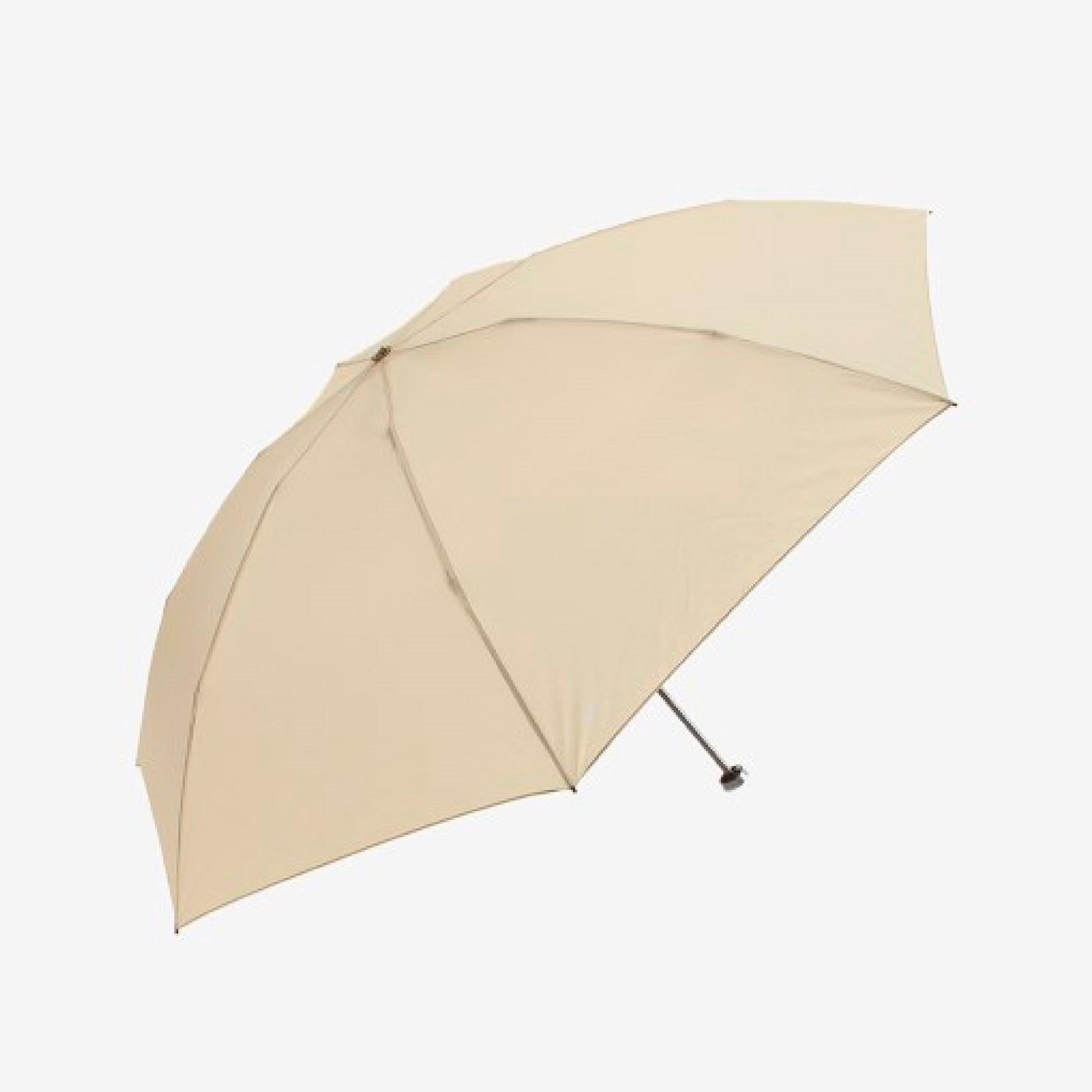 ベージュ傘