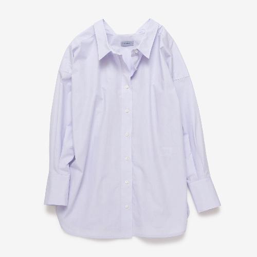 オーバーギャザーシャツ