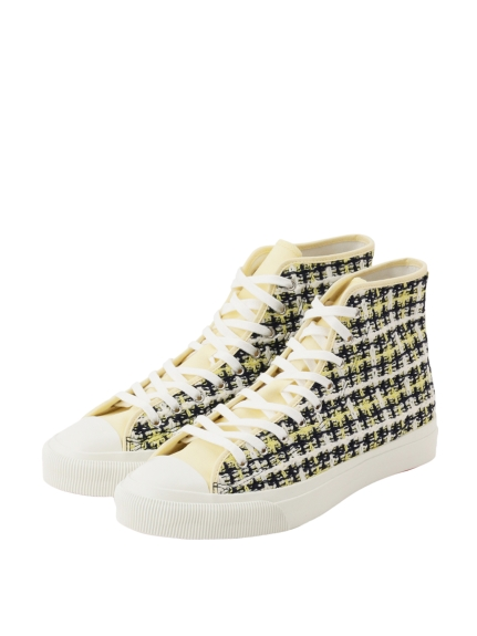 コーヘン(COOHEM)の【COOHEM×MoonStar】SPRING TRICOLOR TWEED SHOES / シューズ