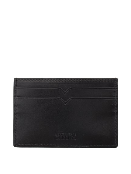 エドワード グリーンのCREDIT CARD BLACK F SMALL LEATHER GOODS / 革小物