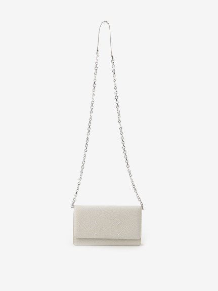 メゾン マルジェラ(MAISON MARGIELA)のChain wallet SMALL LEATHER GOODS / 革小物