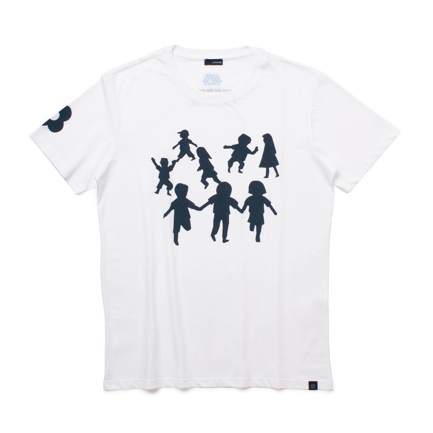 Tシャツ並び